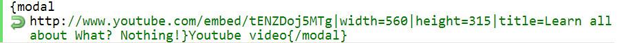 modal-code