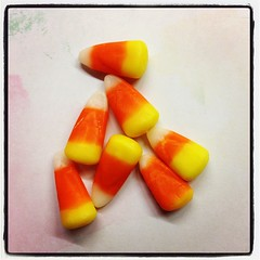 I have a weakness for candy corn #sobadbutsogood