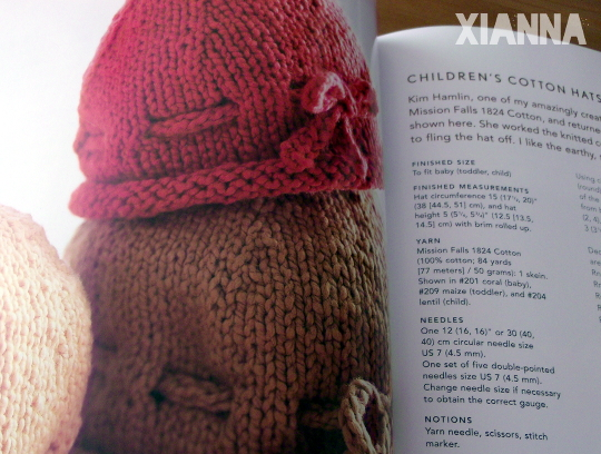 Last-minute knitted gifts - gorro para niños