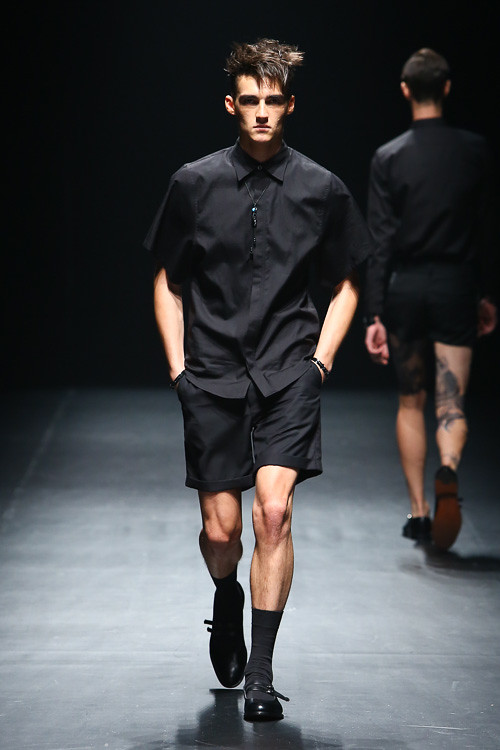 SS14 tokyo CHRISTIAN DADA002_Elliot Vulliod(Fashion Press)