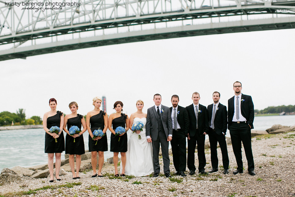 15 Bridal party