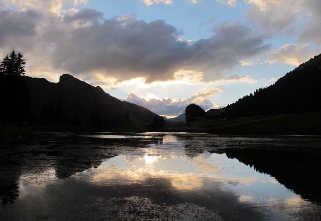 sunrise of the lake!
