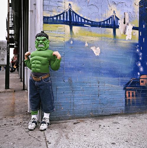 Amy Stein, Untitled (Hulk), 2003