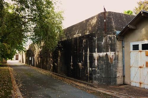 blockhaus La Rochelle, IUFM