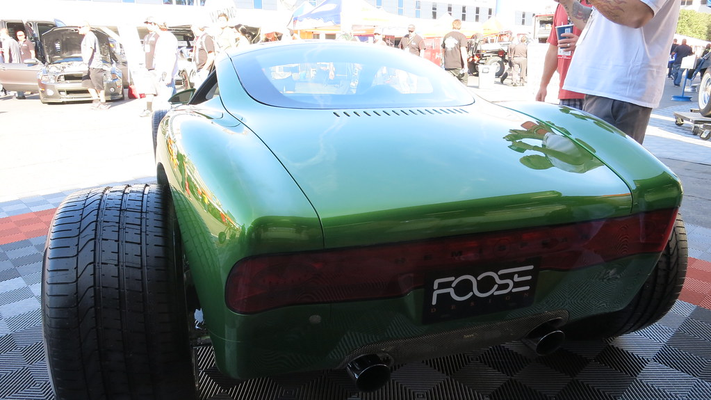 SEMA Show 2013 Day 4 - Chip Foose Designs