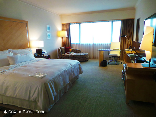 westin grande sukhumvit hotel deluxe room