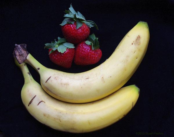 Berries and Bananas