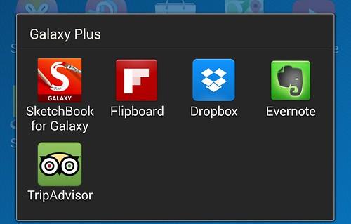 App พิเศษสำหรับ Galaxy Note 3