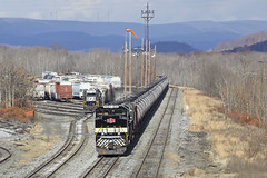 NS 1065 on Z5R, CP Rose, Altoona, PA