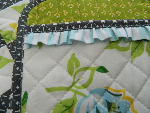 pretty little potholder