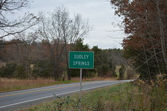 Sudley Springs in Prince William County, Virginia