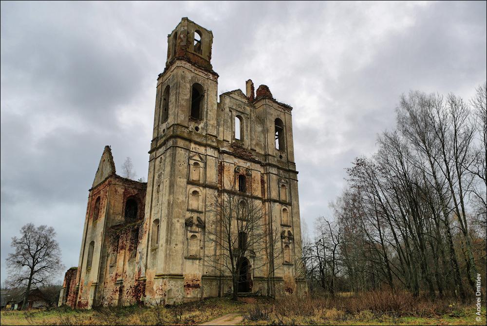 Селище, Костел св. Вероники