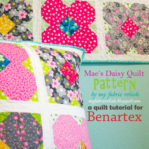 Mae's Daisy Quilt