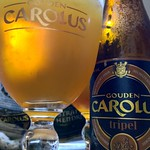 ベルギービール大好き!! グーデンカロルス・トリプルGouden Carolus Tripel