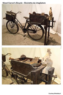Cargo Bike History: The Wood Carver's Bicycle