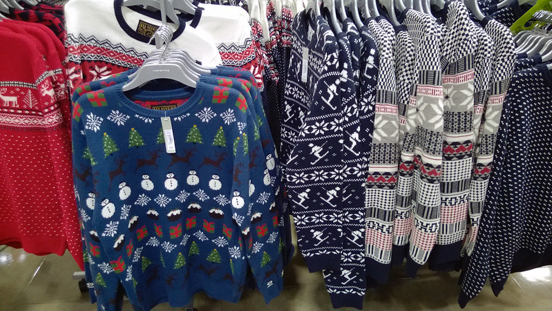 Patterned Jumpers