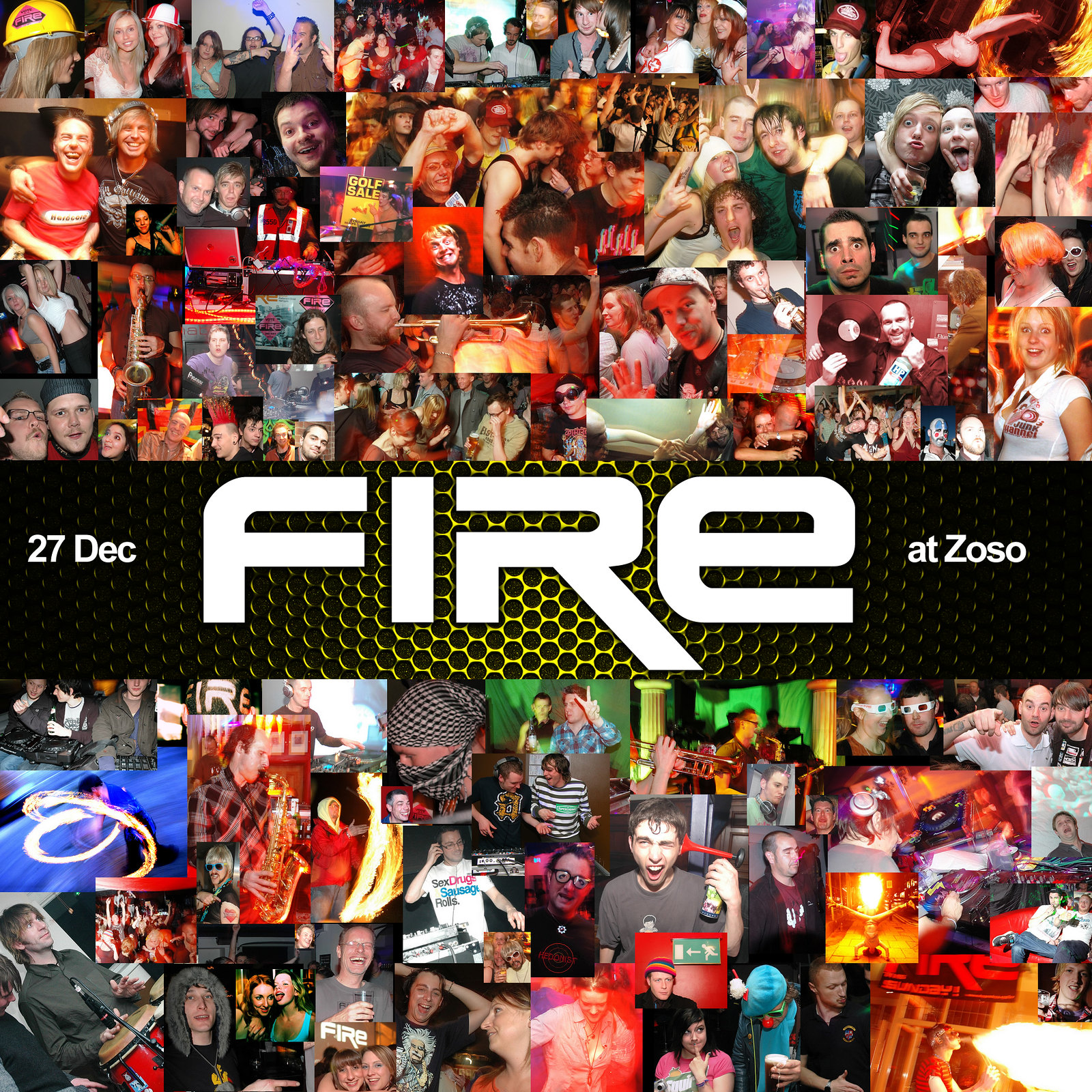 FIRE party - Harrogate