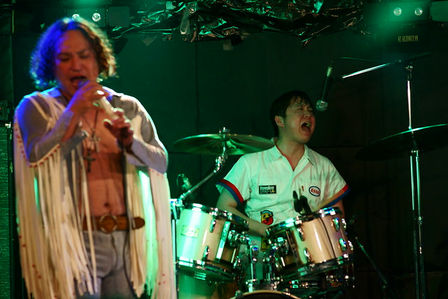 The Shepherd's Bush Irregulars live at Outbreak, Tokyo, 21 Dec 2013. 168