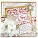 Stampendous sweater square handmade Christmas card by Asia King