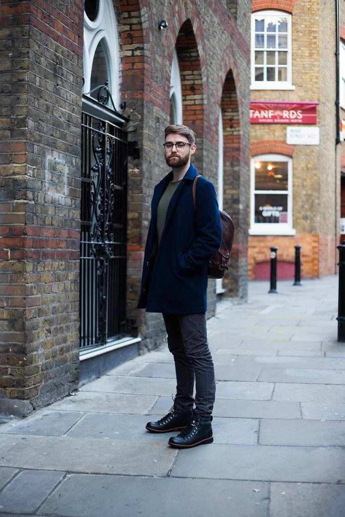 Street Style - Stephen, Rose Street