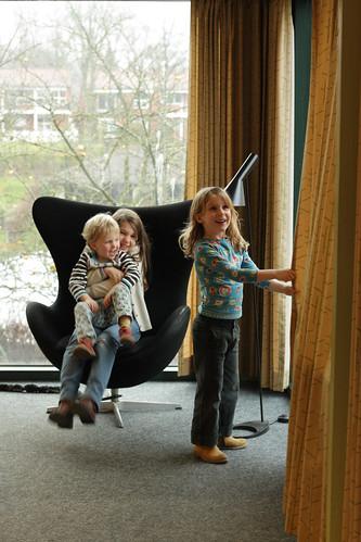 zomerhuis Arne Jacobsen