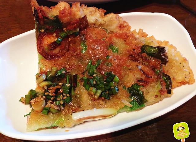BCD seafood pancake