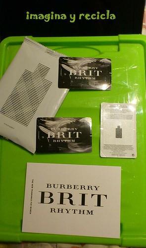 muestra burberry brit rhythm