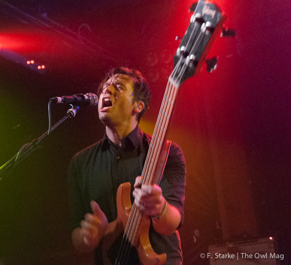 Augustines @ The Troubadour, LA 2/11/14