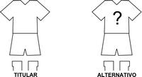 Uniforme Selección Yhaguy de Fútbol