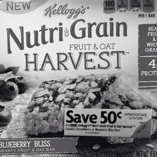 Nutri-Grain snack bar