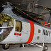 Royal Canadian Navy Piasecki HUP-3 utility helicopter, 1954-64 - Canada Aviation and Space Museum, Ottawa.. by edk7
