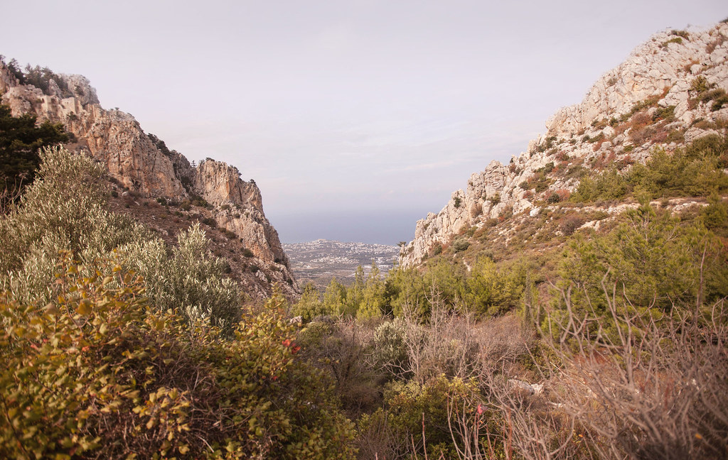 Northern Cyprus | Kyrenian Mountains