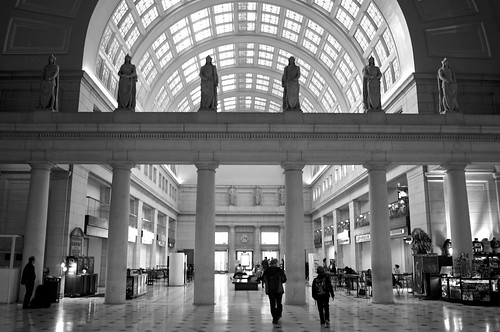 Union Station, Washington DC by David Graus