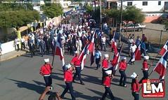 Actividades del 170 aniversario de independencia en Moca
