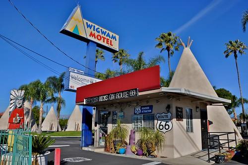Wigwam Village 7 San Bernardino Ca Only 3 Left Retro Roadmap