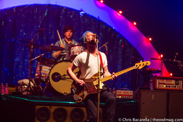 Dr. Dog @ Wiltern, LA 2/27/14
