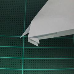 การพับกระดาษเป็นรูปตัวเม่นแคระ (Origami Hedgehog) 030