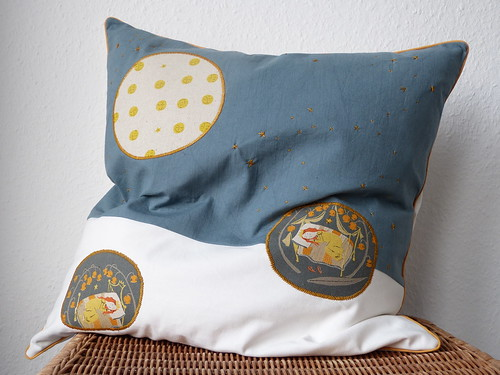 sleeping beauty pillow