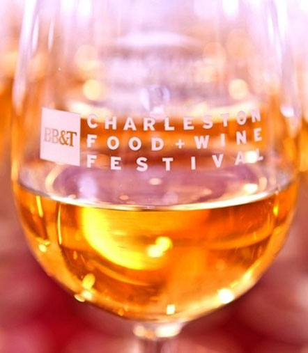 Charleston Wine + Food Festival - Photo by Charleston Post & Courier