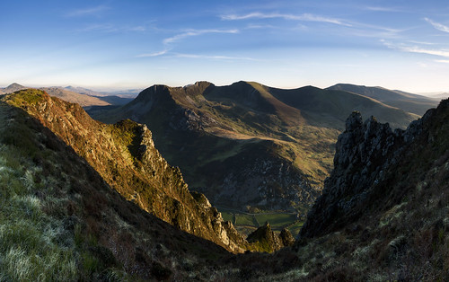 The Nantlle Ridge