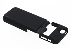 lifeCHARGE battery case for iPhone 5s