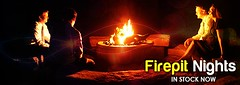 With spring just around the corner, is your backyard ready? What better a way to spend a beautiful night, than around the fire pit. Visit our site now for terrific, limited time offers! http://buff.ly/1p4kqla
