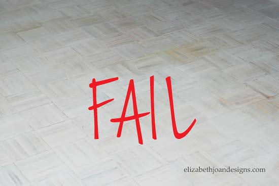 Project Fail White Wash Floors 3