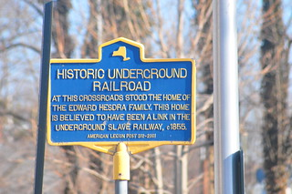 Historic Underground Railroad