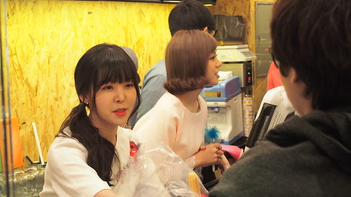 [REPORT] ORANGE CARAMEL ONE-DAY BARISTA @COFFEE CHU CHARITY EVENT 13847359375_50fe987cc7