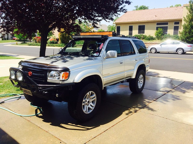Rooftop Lightbar Mounts 3rd Gen 4runner Chico, CA - Page 4 ...