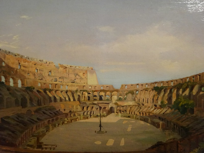 Colosseum in 19th Century
