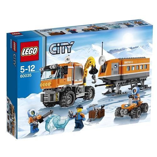 LEGO City 60035 Box