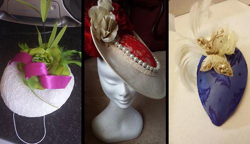 Belinda Maria Parker Designer Hats
