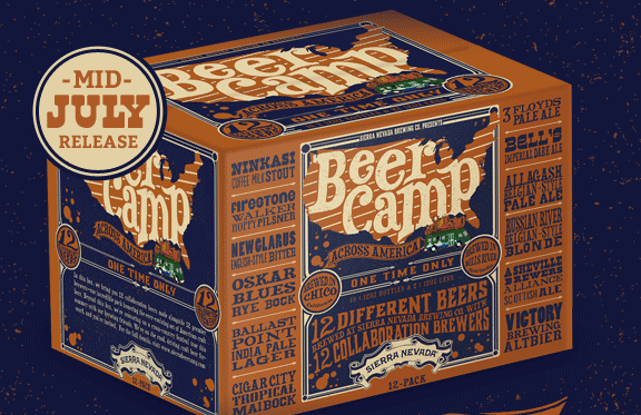 Sierra Nevada's Beer Camp Across America
